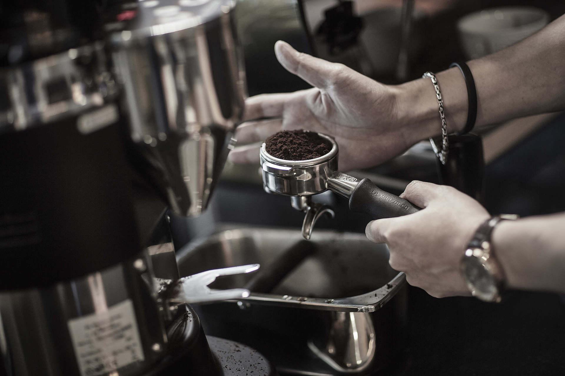La Marzocco Macina caffè Gamma Vulcano